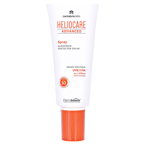 HELIOCARE advanced Spray SPF 50 200 Milliliter