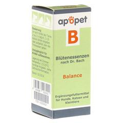 APOPET B Balance Blüteness.n.Dr.Bach Glob.vet. 12 Gramm