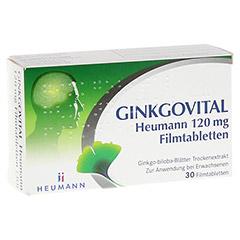GINKGOVITAL Heumann 120mg 30 St�ck N1