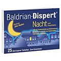 Baldrian-Dispert Nacht zum Einschlafen 25 Stück