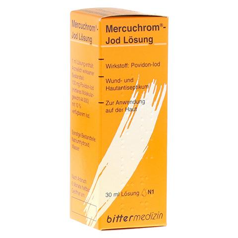 MERCUCHROM Jod L�sung 30 Milliliter N1