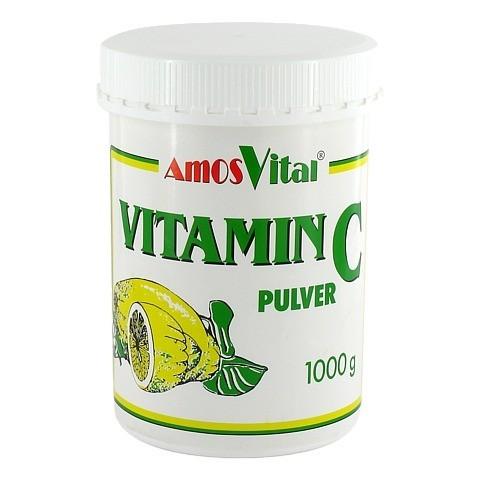 VITAMIN C Pulver Subst. Soma 1000 Gramm