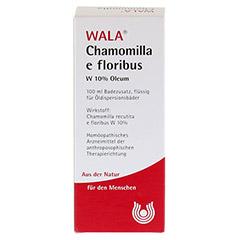 CHAMOMILLA E FLOR. W 10% Oleum 100 Milliliter - Vorderseite