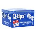 Q TIPS Wattest�bchen W�rfelbox 206 St�ck
