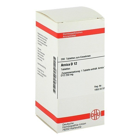 ARNICA D 12 Tabletten 200 Stück N2