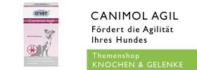 Knochen & Gelenke Canimol Agil Themenshop