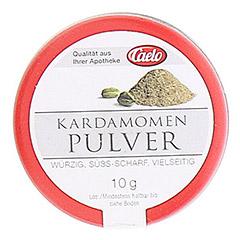 KARDAMOMENPULVER Caelo HV-Packung Blechdose 10 Gramm