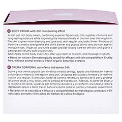 B�RLIND BODY lind K�rpercreme 150 Milliliter - Linke Seite