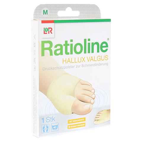 RATIOLINE Hallux valgus Druckschutzpolster Gr.M 1 Stück