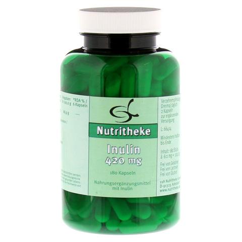 INULIN 420 mg Kapseln 180 St�ck