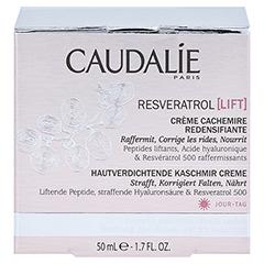 CAUDALIE Resveratrol Lift Kaschmir Creme + gratis CAUDALIE Resveratrol Lift Kräuter-Nachtcreme 15ml 50 Milliliter - Vorderseite