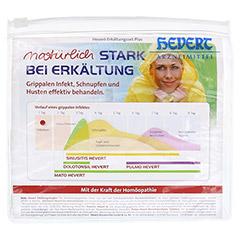 HEVERT ERKÄLTUNGSSET Plus Kombipackung 1 Stück - Rückseite