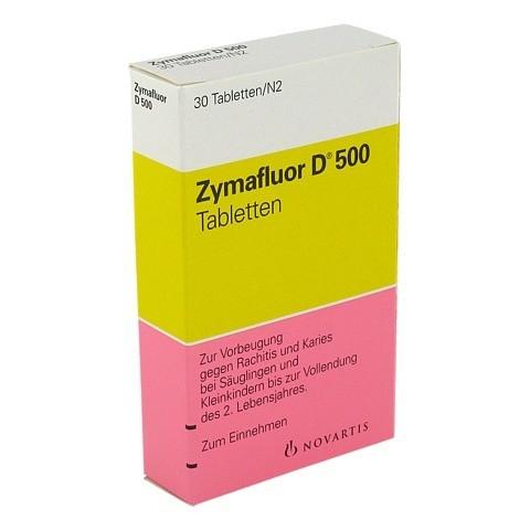 Zymafluor D 500 30 Stück N2