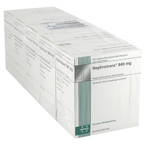 Nephrotrans 840mg 500 Stück