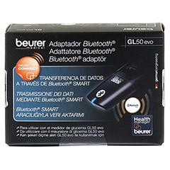 BEURER GL50evo BT Adapter 1 Stück - Rückseite