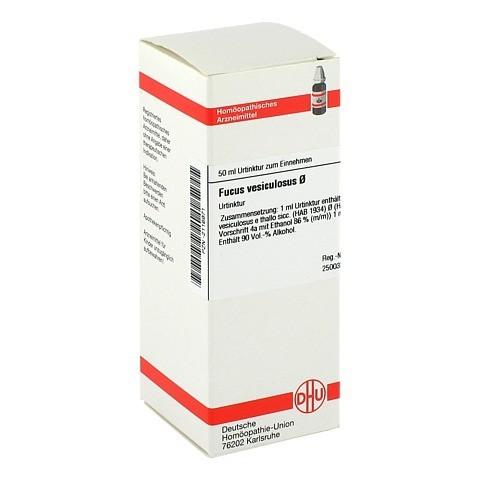 FUCUS VESICULOSUS Urtinktur 50 Milliliter N1