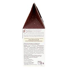 CHOCO Nuit Minis Vollmilchschokolade gute Nacht 12 Stück - Rechte Seite