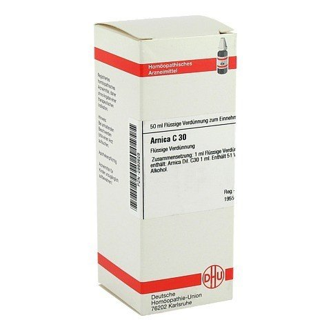 ARNICA C 30 Dilution 50 Milliliter
