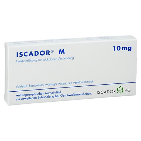 ISCADOR M 10 mg Injektionslösung 7x1 Milliliter N1