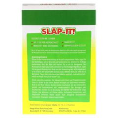 JUNGLE Formula by AZARON SLAP-IT Mückenschutz-Band 2 Stück - Rückseite