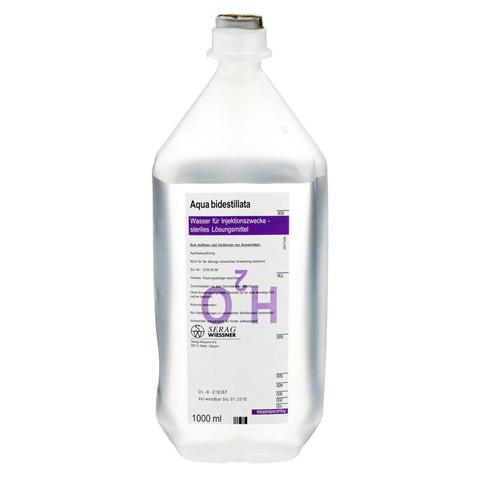 AQUA BIDEST Plastik 1000 Milliliter N1
