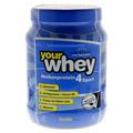 YOURWHEY Vanille Molk.Protein 4Sport Lakt.fr. 450 Gramm