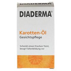 DIADERMA Karotten Öl 30 Milliliter - Vorderseite