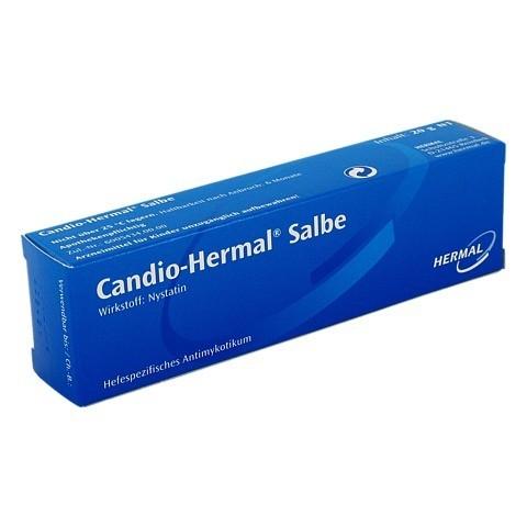 Candio-Hermal 100000I.E./g 20 Gramm N1