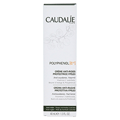 CAUDALIE PC15 Creme 40 Milliliter - Rückseite