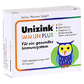 UNIZINK Immun Plus Kapseln 1x30 Stück