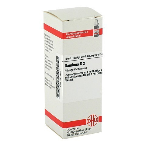 DAMIANA D 2 Dilution 20 Milliliter N1