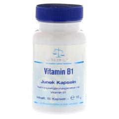 VITAMIN B1 3,0 mg Junek Kapseln 60 St�ck