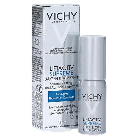VICHY LIFTACTIV Serum 10 Augen & Wimpern Creme 15 Milliliter