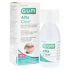 GUM Afta Clear Mundspülung 120 Milliliter