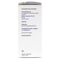 BIOCHEMIE Orthim 8 Natrium chloratum D 6 Tabletten 400 Stück N3 - Rechte Seite