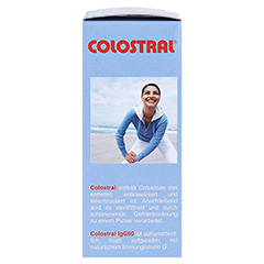 COLOSTRAL Kapseln 80 St�ck - Linke Seite