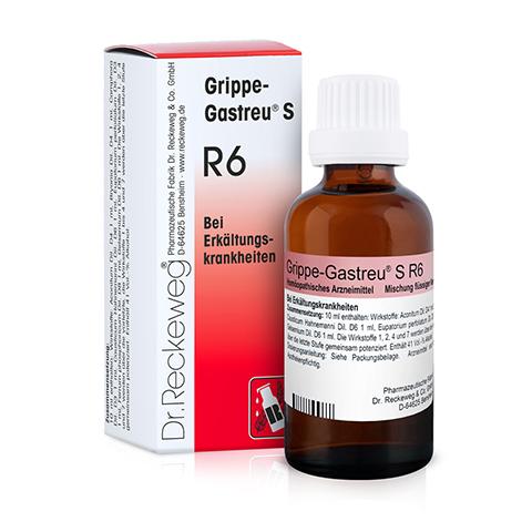 GRIPPE GASTREU S R 6 Tropfen zum Einnehmen 22 Milliliter N1