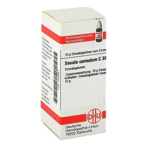 SECALE CORNUTUM C 30 Globuli 10 Gramm N1