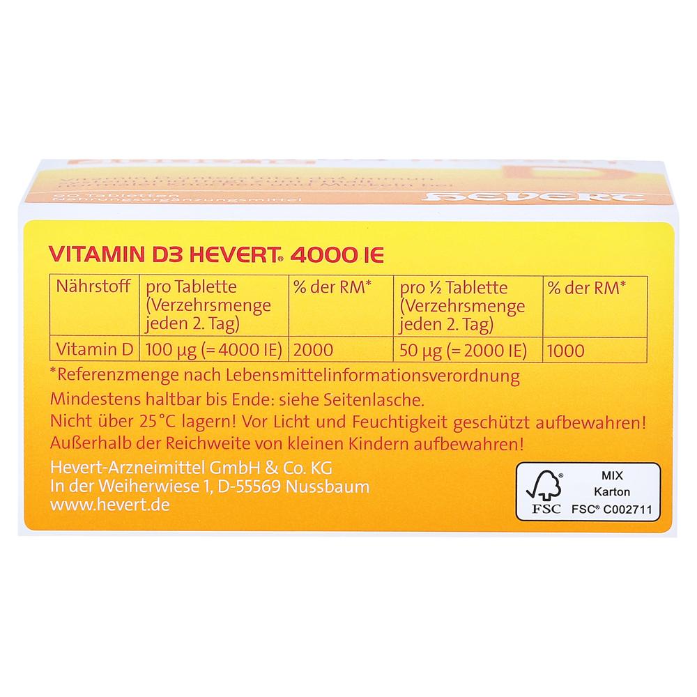 erfahrungen zu vitamin d3 hevert i e tabletten 90. Black Bedroom Furniture Sets. Home Design Ideas