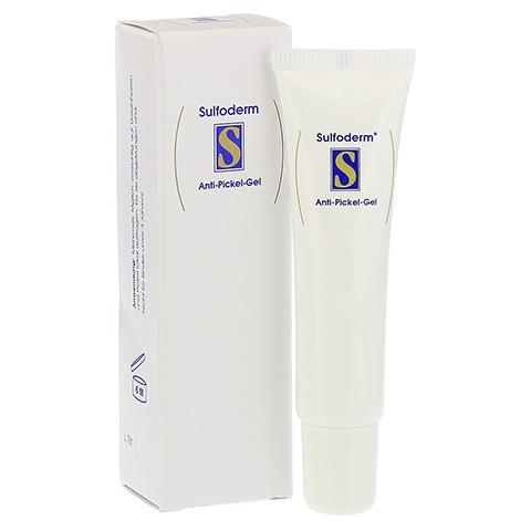 SULFODERM S Anti-Pickel-Gel 15 Milliliter