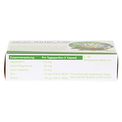 XLIM Aktiv 130 Stoffwechselkapseln 30 Stück - Unterseite