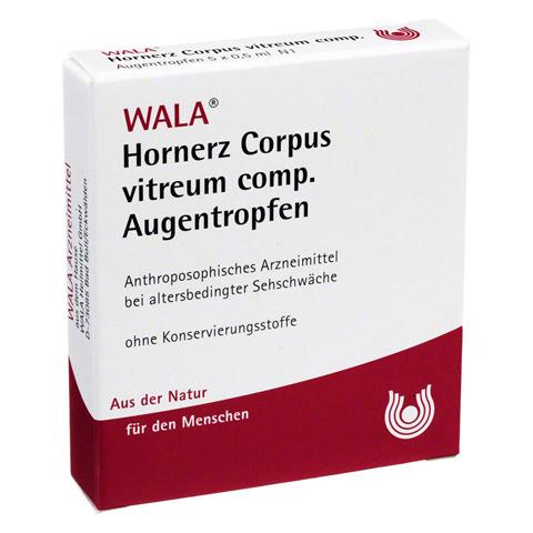HORNERZ/ CORPUS VITREUM COMP. Augentropfen 5x0.5 Milliliter N1