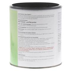 H&S Schlaf-und Nerventee (loser Tee) 75 Gramm - Rechte Seite
