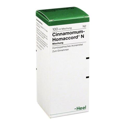 CINNAMOMUM HOMACCORD N Tropfen 100 Milliliter N2