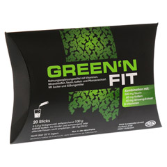 GREEN'N FIT Trinkgranulat 20 St�ck