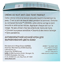 Ahava Age Control Even Tone Sleeping Cream 50 Milliliter - Linke Seite