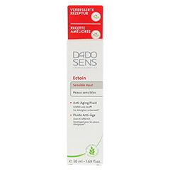 DADO SENS Ectoin Anti-Aging Fluid 50 Milliliter - Vorderseite