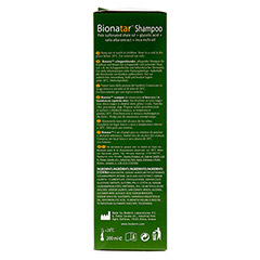 BIONATAR Shampoo boderm 200 Milliliter - Linke Seite