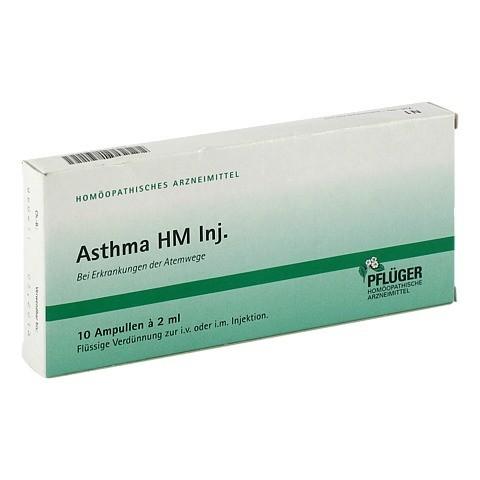 ASTHMA HM Inj. Ampullen 10x2 Milliliter N1