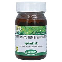 SPIRUZINK Zink Spirulina Nahrungserg. Tabletten 250 St�ck